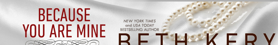 National Bestselling Author Beth Kery